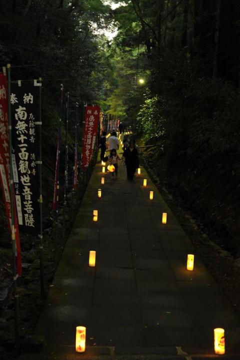 灯りイベント 灯参道画像3