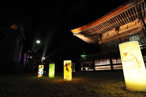 灯りイベント 灯参道画像4