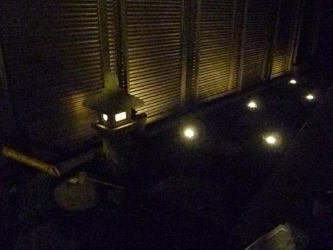徳川邸 庭園灯02
