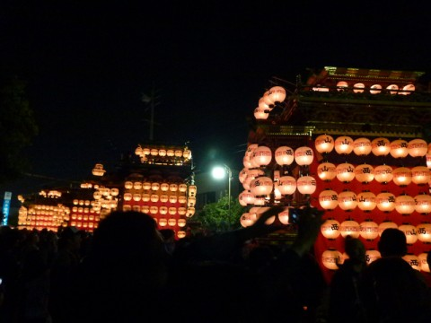 半田市乙川の山車祭り05
