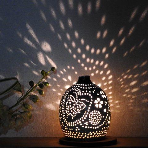 螢の華 陶灯り2001_2