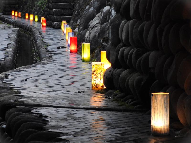 勝山灯り祭り04
